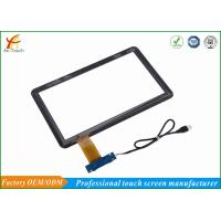 Buy cheap Free Driver USB Game Touch Screen Panel 14 Inch 86% Min Transmittance For Game Machine from wholesalers