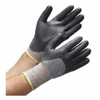 Buy cheap UHMWPE Liner with NBR, 3/4 palm Coated Safety Glove from wholesalers