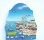 Buy cheap Resin Fridge Magnet, Polyresin Refrigerator Magnet from wholesalers