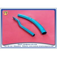 Buy cheap Aluminum Alloy Blue metal anodizing service Aluminum Bending Tube For Buggies from wholesalers