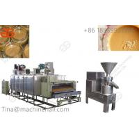Buy cheap Factory price sesame paste making machine manufacturer sesame butter making machine high quality from wholesalers