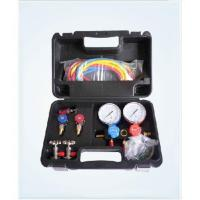 Buy cheap Manifold gauge set (kit) for R134A OR R22 from wholesalers