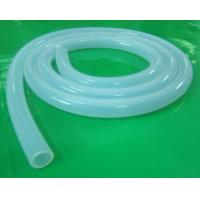 Buy cheap Transparent High Temperature Silicone Tubing from wholesalers