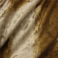 Buy cheap 100% Polyester Fleece Fabric Crepe Printed Velour Fabric 250gsm~350gsm from wholesalers
