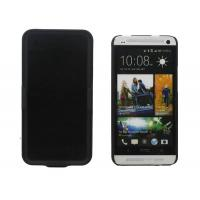 Buy cheap Combo Slide Hard HTC Cell Phone Case With Holster Belt Clip Stand Kickstand For HTC One M7 from wholesalers