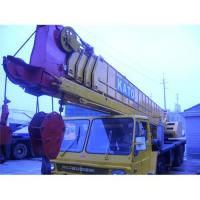 Buy cheap Used truck crane 50t from wholesalers