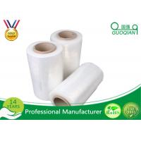 Buy cheap Clear Plastice Packaging Stretch Film , Hand Pallet Stretch Film PE Material from wholesalers