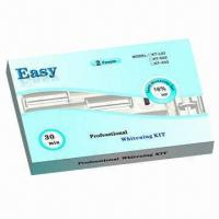 Buy cheap G02 Whitening Kit for 1 People with Gel Type from wholesalers