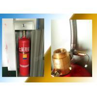 Single Zone Fm200 Fire Extinguishing System