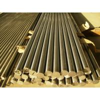 Buy cheap 42CrMo4, 40Cr Induction Hardened Rod, Chrome Plated Pneumatic Cylinder Piston Rod product