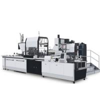 Buy cheap Wipes Electronic Cigarette Blister Automatic Cartoning Machine Level Packaging Line from wholesalers