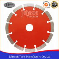 Buy cheap 150 mm Diamond Cutting Disc For Cutting Granite Slabs / Granite Countertop Cutting from wholesalers