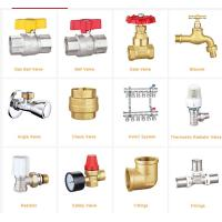 Buy cheap Low Pressure Steel Pipe Fittings , Pneumatic Brass Ball Valve With 100% CNAS Laboratory Test from wholesalers