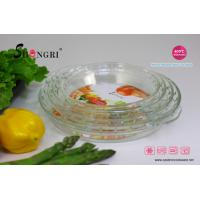Buy cheap round pyrex glass baking dish set from wholesalers