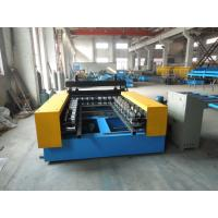 Buy cheap Hydraulic Cutting 380 Voltage Door Frame Making Machine , Cold Roll Forming Equipment from wholesalers