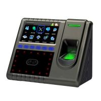 Buy cheap KO-FACE502 Facial Recognition Time Attendance And Door Access Control from wholesalers