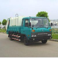 Buy cheap refuse compactor truck from wholesalers