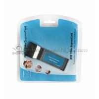 Buy cheap 12V PCMCIA Express To 1394 Card PCMICIA Card Adapter 100 / 200 / 400 Mbps from wholesalers