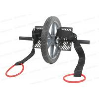 Buy cheap Big Single Wheel Ab Roller Wheel Rebel Sport Advanced Muscles Worked from wholesalers