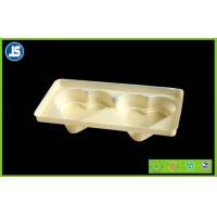 Buy cheap Inner Plastic Cosmetic Trays biodegradable For Nail enamel bottle from wholesalers