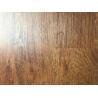 Buy cheap Heat resistant wood grain uv coating embossed PVC vinyl flooring planks from wholesalers