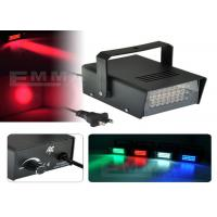 Buy cheap DJ Disco Party led Stage Lights 24 LED , Mini Strobe Light from wholesalers