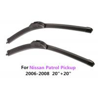 Buy cheap Replacement Automobile Wiper Blade / Nissan Altima Windshield Wipers from wholesalers