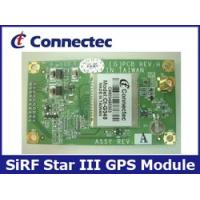 Buy cheap SiRF Star III low power single  GPS chipset GPS Module GPS OEM Ct-G340 from wholesalers