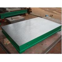 Buy cheap Large 30 Cast Iron Lapping Plate Low Inaccuracy Error CO FORM - E Certificated from wholesalers