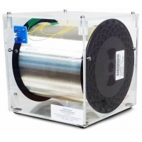 Buy cheap 400 um Core/430um Fiber  with hard plastic cladding ( Easy chemical removal) from wholesalers