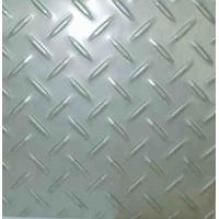 Buy cheap 2018  Food Grade Stainless Steel Diamond Checkered Tread Chequered Plate From China Foshan Suppliers from wholesalers