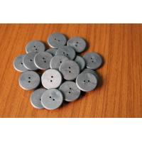 Industrial Laundry Application Passive RFID Tags , UHF IMPINJ R6 RFID Token Tag