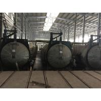 Buy cheap ASME Standard AAC Autoclave Pressure Vessel Autoclave With Autoclaved Aerated Concrete Block product