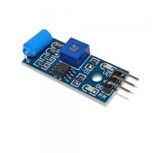 Buy cheap SW-420 Motion Sensor Module Alarm Sensor Module Vibration Switch product