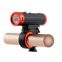 Buy cheap Waterproof IP64 Bicycle Front Light , Bike Lights With Removeable Mount from wholesalers