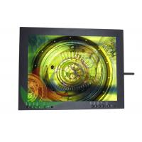 Buy cheap 12.1 High Brightness 2.4G Wireless Video Custom Lcd Screen , Wall Mount Open Frame Monitor from wholesalers