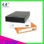 Buy cheap 2.5 sata hard drive disk enclosure 1Tb sata hdd case/caddy/aluminum box from wholesalers