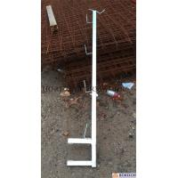 Buy cheap Professional Slab Formwork Systems Galvanized Adjustable Guardrail Post 1.0m product