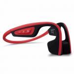 Buy cheap Wireless Bone Conduction Bluetooth Headset Waterproof Stereo Neck-strap Headphone  NFC Hands-free Earphone from wholesalers
