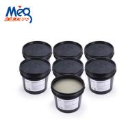 Buy cheap Matte Effect UV Silk Screen Ink , Transparency Screen Printing Ink For Paper from wholesalers