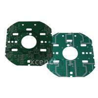 Buy cheap Green Soldermask White Silkscreen Double Layer PCB Board In 1.6mm Thickness from wholesalers