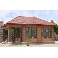 Buy cheap Weather-resistant WPC Wall Cladding Copper Brown For Construction & Real Estate from wholesalers