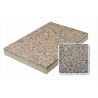 Buy cheap Exterior Decorative Xps Insulation Board , B Class Non Combustible Cement Board from wholesalers