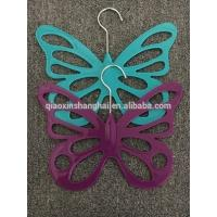 Buy cheap Vics Hanger CT04, butterfly hanger for scarf ,silk scarves from wholesalers