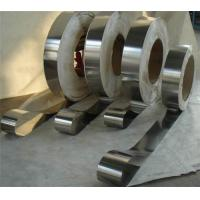 Buy cheap Hot Rolled 430 2B / BA Finish Stainless Steel Strip for Construction from wholesalers