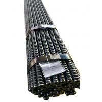 Buy cheap Full Threaded Steel Self Drilling Rock Bolt / Hollow Anchor Bar High Performance from wholesalers