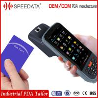 4.5'' LCD Touch Screen 125Khz LF Handheld RFID Reader Portable PDA With 8MP Camera