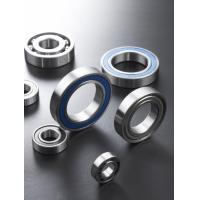Buy cheap Chrome Steel Deep Groove Ball Bearing 6201 2RS, 6201 ZZ product