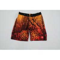 Buy cheap Men's 100% Polyester Short colour sublimation printed Beach shorts board Shorts for men from wholesalers
