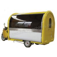 Buy cheap Electric Mobile Food Cart from wholesalers